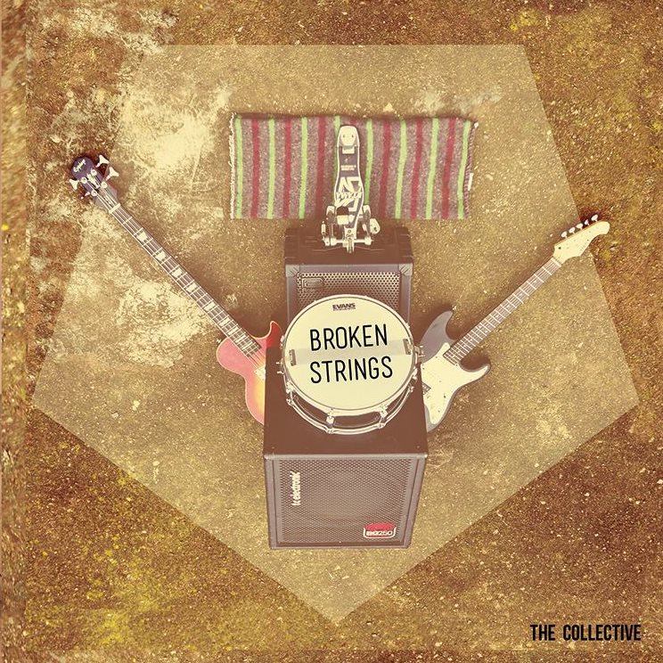 Broke Strings Album Art